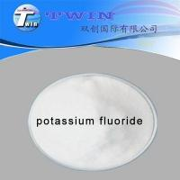 Wholesale High purity Potassium Fluoride Anhydrous CAS: 7789-23-3 from china suppliers