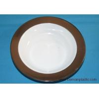 plated plate& bowl Item:bowl-1957