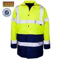 Wholesale Winter 100 polyester oxford mining workwear jacket from china suppliers
