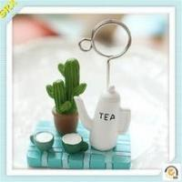 Wholesale Hot sale jug clip holder custom decorative memo pad holder plastic clip from china suppliers