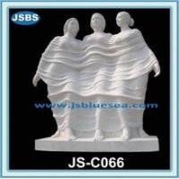 Buy cheap famous white three graces marble statue from wholesalers