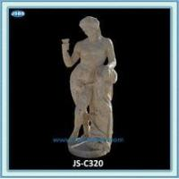 Buy cheap customize antique natural marble garden statues from wholesalers