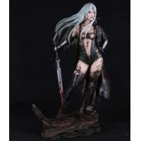Wholesale Custom Garage Kits high detailed resin female swordman wholesale from china suppliers