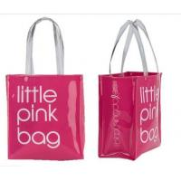 Wholesale Printed pvc wholesale shopping bag from china suppliers