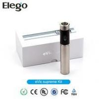 Wholesale Newest&Hottest Joyetech Evic Supreme Stainless VV/VW Joyetech Evic Supreme Kit from china suppliers