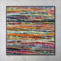 Wholesale Abstract Style famous abstract art paintings from china suppliers