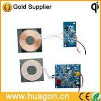 Wholesale Hot selling qi wireless charger module A6 program custom design from china suppliers