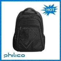China Guangzhou 1680D nylon school laptop backpack bag on sale