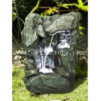 Wholesale 14''Stone Hollowed Fountain Number: DW35111 from china suppliers