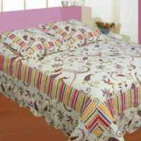MY-2011013 Any Size Microfiber Patchwork Home Goods Bedspread