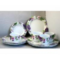 Wholesale melamine dishware set 6012 from china suppliers