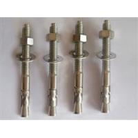 Buy cheap Stainless Steel 304/316 Wedge Anchor(Through Bolt) from wholesalers