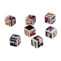 Wholesale Promotional Custom Printing Dice For Fun from china suppliers