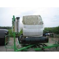 Bales Wrapping PE Blue Silage Stretch Foil wrapping silage bales