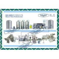 automatic mineral water production line CGF24-24-8X