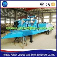 Wholesale Popular Design Glazed Tile and Color Steel Arch Sheet Roll Forming Machine from china suppliers