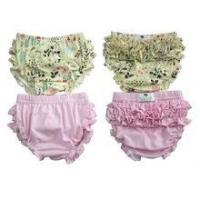Wholesale Fashion style floral bloomers high quality toddler girls bloomers high quality ruffle bloomers from china suppliers