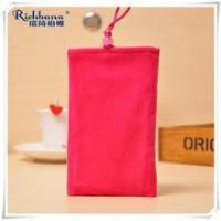 Wholesale RUIQI hang neck red mobile gift pouches from china suppliers