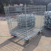 Wholesale Steel Box with Wheels from china suppliers