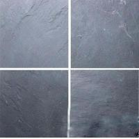 Wholesale Stone Tiles Black Slate from china suppliers