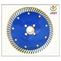 Wholesale STONE TOOL Diamond Turbo Saw Bl from china suppliers