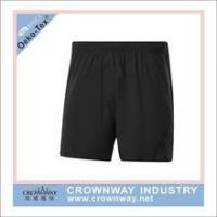 Wholesale running shorts Mens polyester dry fit shorts from china suppliers