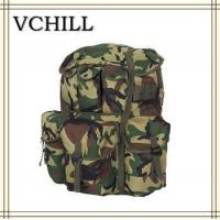 Wholesale Outdoor Products Camo Army waterproof backpack for camping travelling climbing hiking from china suppliers