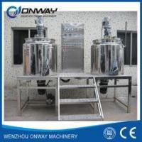 Wholesale KQG Tilting Electric-Heating Jacketed Mixing Kettle from china suppliers