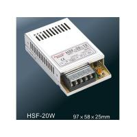 Wholesale HSF-20W series compact single switching power supply from china suppliers