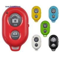 Wholesale Remote shutterBluetooth remote control self-timer remote shutter for the iPhone camera from china suppliers