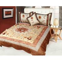 Wholesale EMBROIDERY COLLECTION  embroidery hand made quilt set from china suppliers