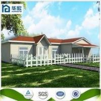 Wholesale Prefabricated Buildings Luxury steel prefabricated villas Design from china suppliers