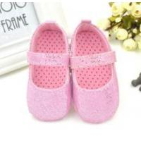 China Shoes & Accessories PU Sequin princess shoes baby toddler shoes babyshoes soft sole baby shoes on sale