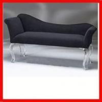 Wholesale hot selling customized hot bending high polished clear acrylic sofa leg from china suppliers