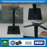 Wholesale manual height adjustable table with Square Table Leg from china suppliers