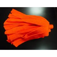 Wholesale Microfiber Cleaning cloth Duster and Mop Mop Head-Orange from china suppliers