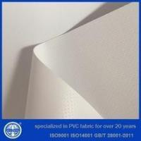 pvc coated fabric for frontlit
