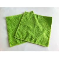 Buy cheap Microfiber Cleaning cloth Microfiber Embossed Cloth from wholesalers