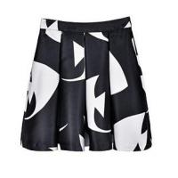 Wholesale SH-324 Ladies A-line printed skirt from china suppliers