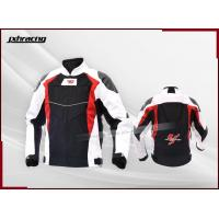 Motorcycle Jacket (8) The Latest 2 Layer One-Piece Flame Retardant MJ003