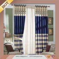 Wholesale High Quality Factory Price Luxury Curtain from china suppliers
