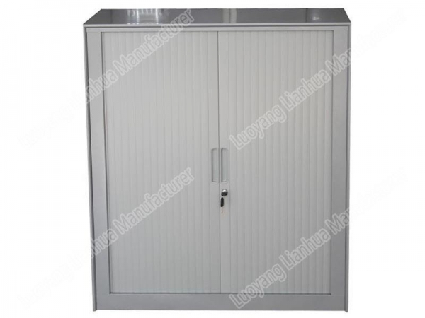 2 Doors Vertical Roller Shutter Door Filing Cabinet Of Item 44210033