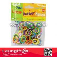 Five color mixed loom rubber bands