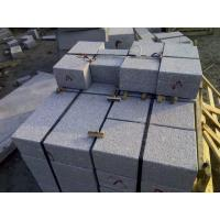 Wholesale thick slabs paving G370 grantie cube paver from china suppliers