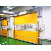 Wholesale 2.0mm Stainless Steel Frame Electric High Speed Doors With English Man-Machine Interface from china suppliers