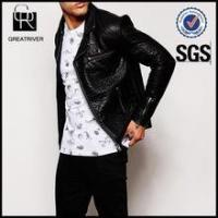 Wholesale Mens Fashion Black Bryant Jacket from china suppliers