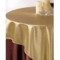 China Placemat & Runner Satin table cloth on sale