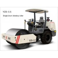 Wholesale Single drum vibratory roller(YZD-3.5) from china suppliers