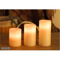Wholesale straight pillars led candle from china suppliers