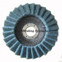 China Non woven Flap Disc Polishing/Buffing Wheel on sale